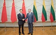 Lithuania sees China as a priority food product export market
