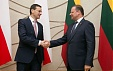 Lithuania is open to common positions with Poland