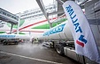 Eesti Gaas has bunkered Tallink's Megastar with 18,500 tons of LNG