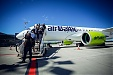 airBaltic carrier raises number of passengers 20% in H1