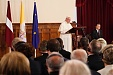 Celebration of this centenary reminds us of how important it is to treasure Latvia's freedom and independence - Pope Francis