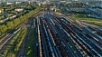 Rail freight in Latvia up 3.6% in January