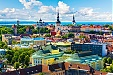In July, tourists spent more than a million nights in accommodation establishments in Estonia