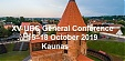 XV Union of the Baltic Cities General Conference Kaunas, Lithuania, 15–18 October 2019