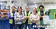 Lithuanian, Belgian labor inspectors inspect company in EU4FairWork campaign