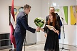 Ilze Talberga wins Estonian-Latvian Languages Award