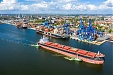 Klaipeda came 4th among the ports in the eastern Baltic part in Jan-Oct