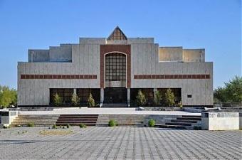 Государственный музей искусств Республики Каракалпакстан имени И. В. Савицкого в г. Нукусе.