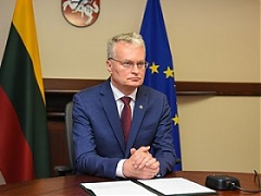 Lithuanian president asks EC to help to agree with Latvia on Astravyets boycott