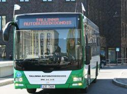 Таллиннское городское собрание утвердило новый порядок оплаты проезда в общественном транспорте Таллинна...