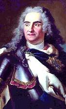 Польский король Август II, принявший в начале 1699 года предложение Иоганна Паткуля о необходимости  войны против Швеции и привлечения к ней русского царя Петра I.